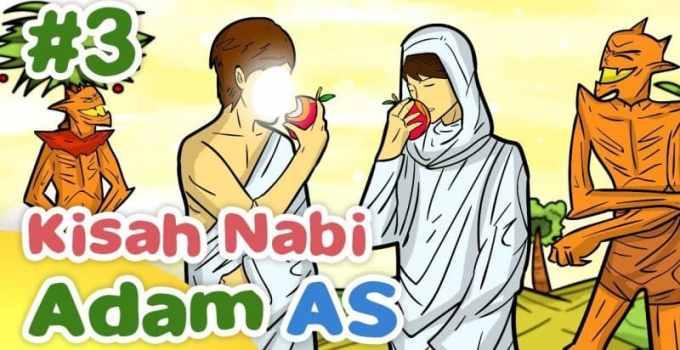Kisah Nabi Adam Dan Hawa (Manusia pertama di Bumi) 1