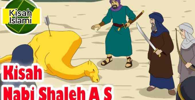 Kisah Nabi Shaleh : Mukjizat, Biografi, Kisah Kaum Tsamud 2