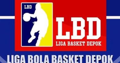Liga Basket Depok 2019