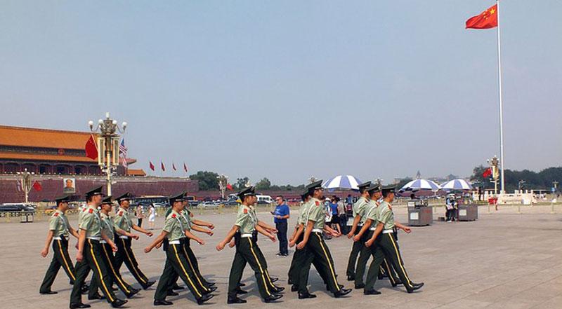 Tiananmen Square (Picabay/SylviaWetzel)
