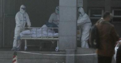 evakuasi pasien terpapar corona di Cina (www.haber3.com)