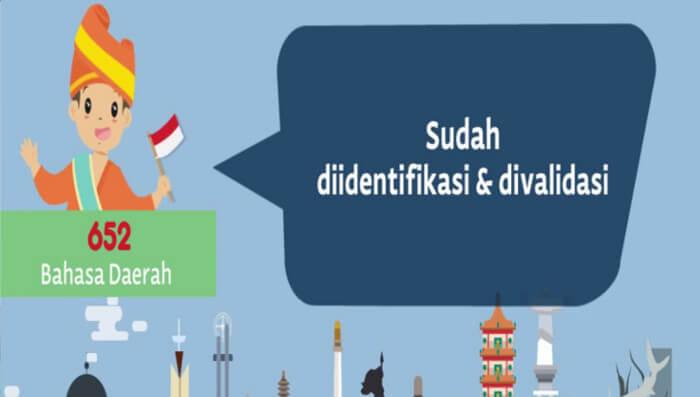 Pelestarian bahasa daerah