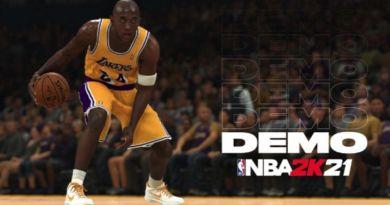 Demo Everything is Game NBA 2K21 Resmi Dirilis