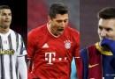 Peraih Penghargaan Sepak Bola FIFA Terbaik 2020