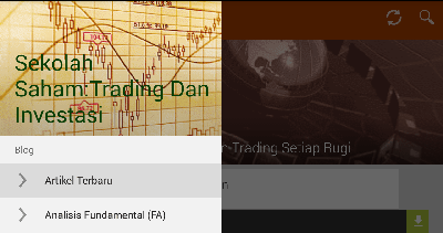 Aplikasi Android Sekolah Saham: Trading dan Investasi