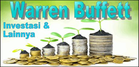 Warren Buffett: Investasi dan lainnya
