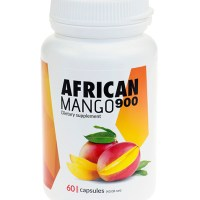 AfricanMango900 – naturalny sposób na odchudzanie