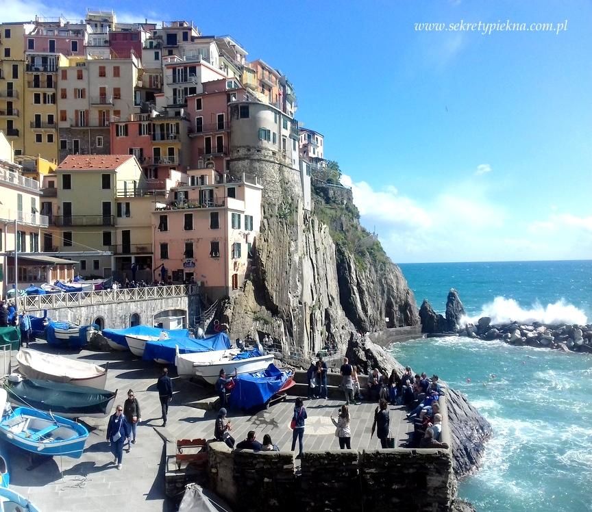 Cinque Terre Włochy