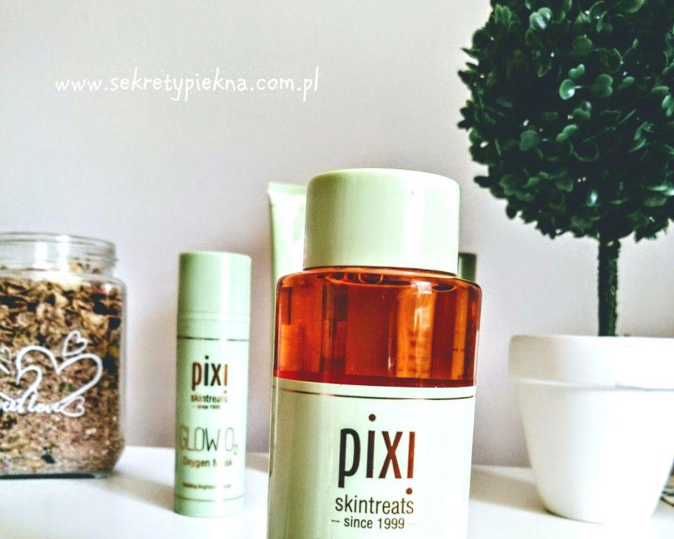 Pixi Beauty Glow Tonic tonik złuszczający