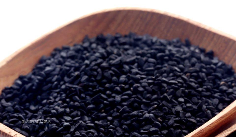 jak działa olej z czarnuszki