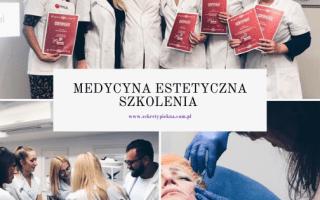 szkolenia medycyna estetyczna dla kosmetologów