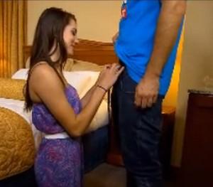Miss Delaware Teen USA heeft een sextape, zeg maar pornovideo