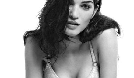Carla Moure, gemaakt voor lingerie