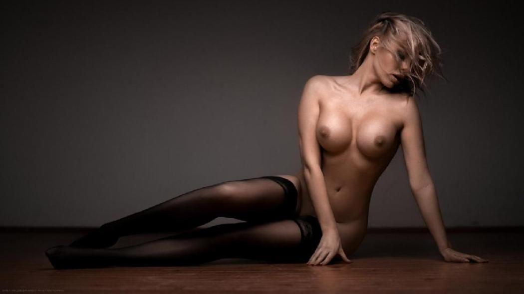 Erotische foto van een mooie vrouw