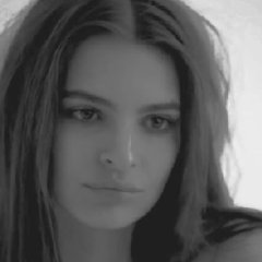 Emily Ratajkowski, heel erg topless en lekker