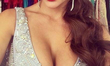 Instagram Babe met grote tieten, Jaclyn Swedberg