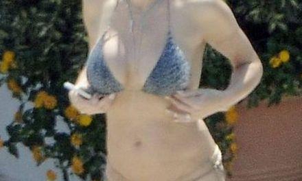 Het kontje van Pamela Anderson