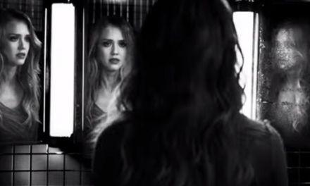Jessica Alba in Sin City trailer en in bikini