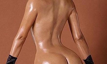 De kut van Kim Kardashian