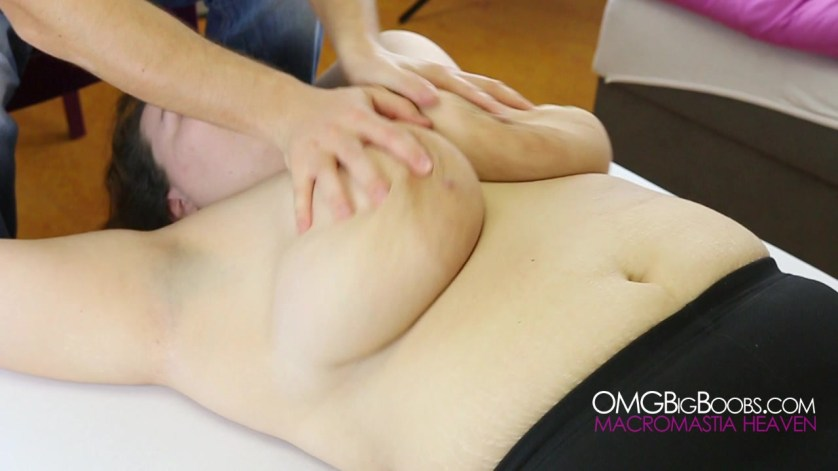 doordringend massages enorme tieten