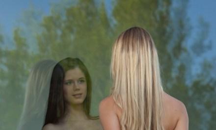 Een wat vreemd maar opwindend spiegelbeeld