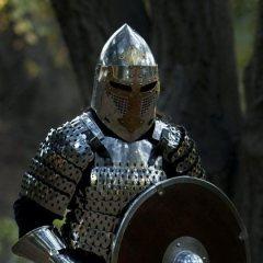 Van ridder tot een hele mooie naakte vrouw