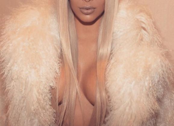 Kim Kardashian gelekt porno