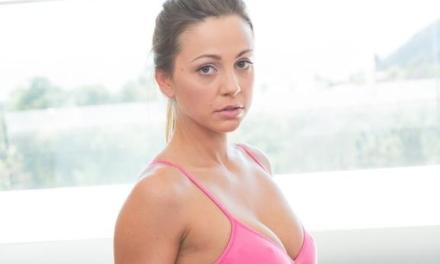 Fitness lesbische sex
