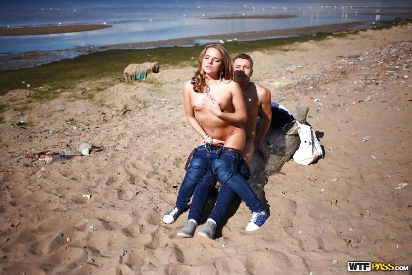 geile party pijpen strand