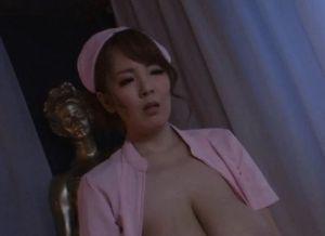 Hitomi Tanaka, geile Japanse verpleegster met enorme grote tieten