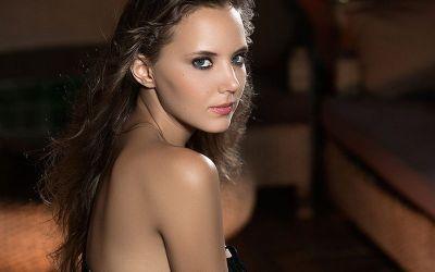 Katya Clover, even mooi als altijd