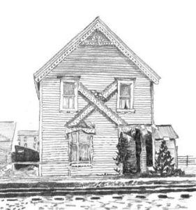 1904: Een bordeel in Alaska