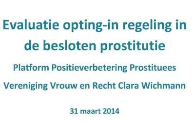 Inleiding en inhoudsopgave rapport Opting-in