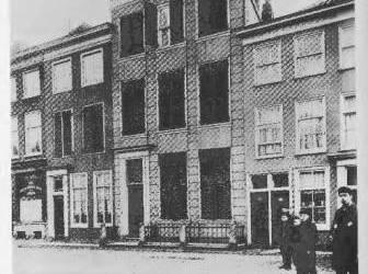 Tijdlijn prostitutie in Den Haag
