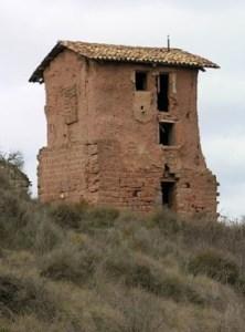 Het huis van de beul in Cardona, Catalonië.