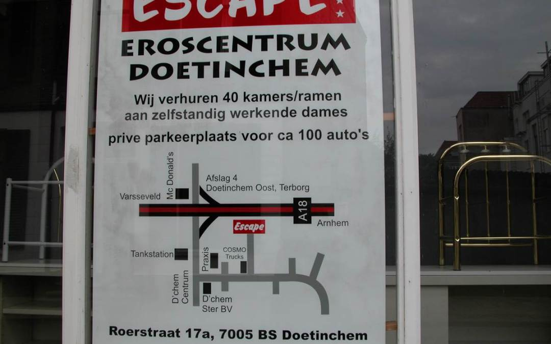Doetinchem: Escape
