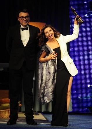 Viktorija Abril dobija Pobednika od Jugoslava Pantelica, Foto TanjugTanja Valič