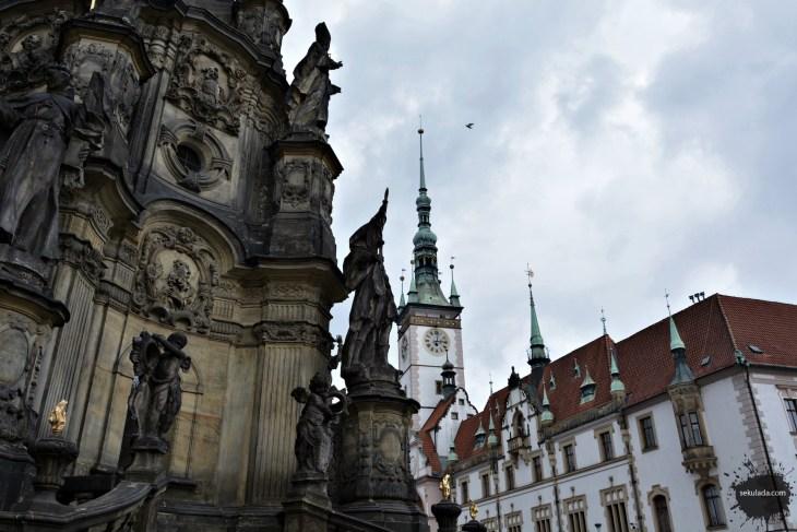 Ołomuniec, Czechy.