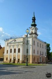 Ratusz w Kieżmarku
