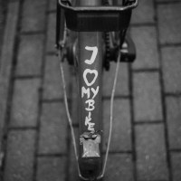 I ♥︎ my bike