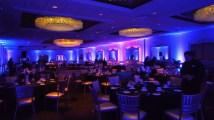 Wedding Ballroom Lighting