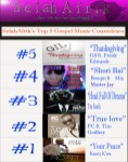 SELAHAFRIK TOP 5 MUSIC [AUGUST]