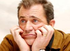 Mel Gibson Wondering how to Make Mondays NOT Suck