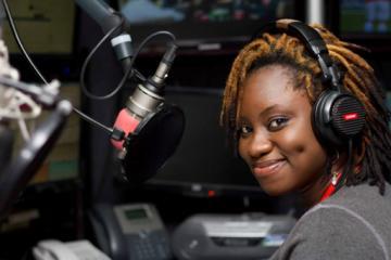 4LaH in the studio - Nigerian info fm