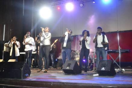 Sammie Okposo Praise Party 2