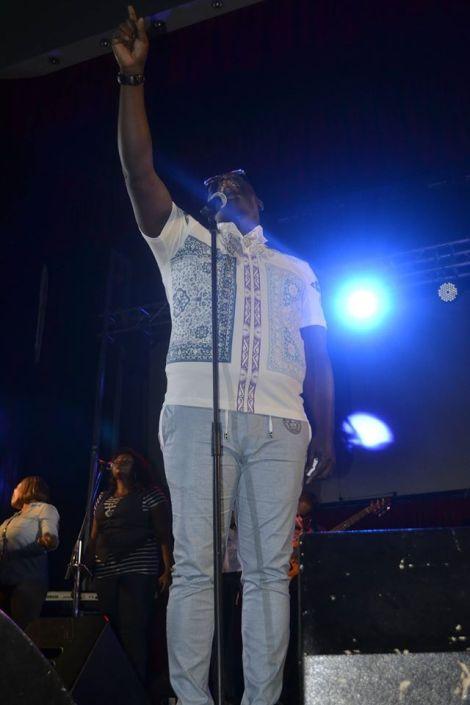 Sammie Okposo Praise Party 6