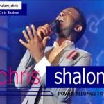 Chris Shalom Power Belongs to You