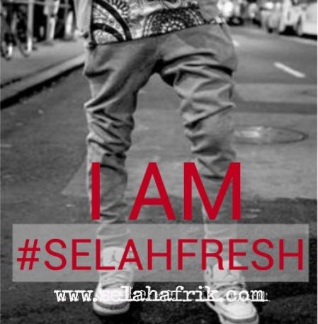 #SelahFresh: DTee | Pabo [@Dtee521]