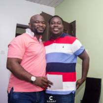 Wilson Joel & Chuks Nwanze