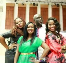 Enkay, Nikki Laoye, Sammie Okposo & Onos